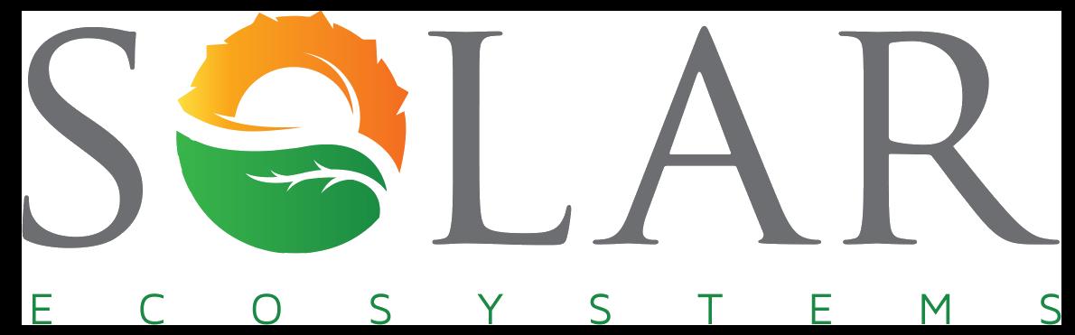 solar ecosystems logo transparent